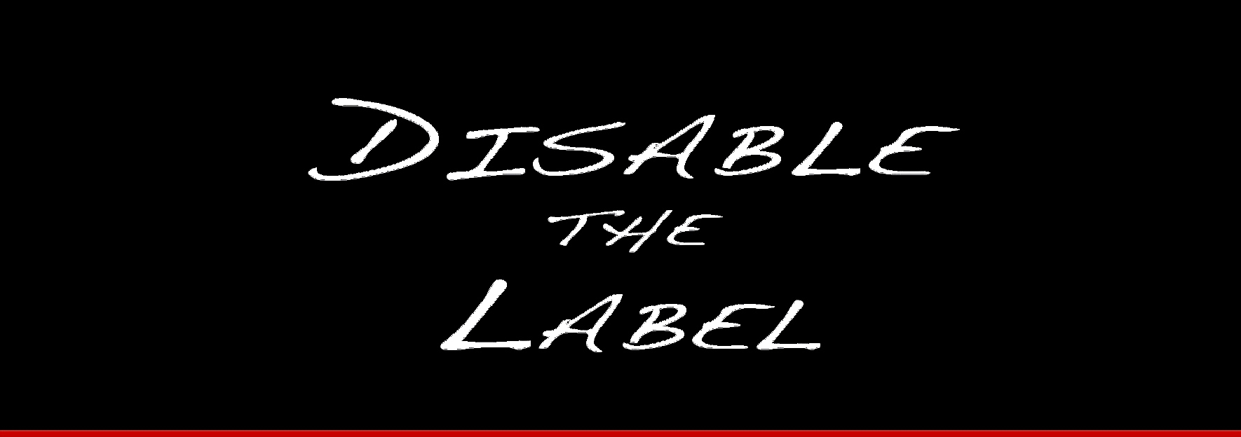 Motivational speaker Derek Clark's new book Disable The Label - Never Limit The Potential of a Child