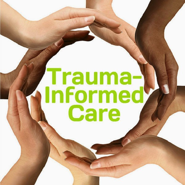 Trauma Informed Care Keynote Speaker Derek Clark